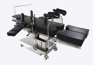 Hydraulic Operation Tables Operation Table Side End Control