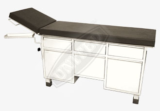 Examination Couch With Cabinet U0026 Drawers