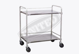 Instrument Trolley (2 Shelves)